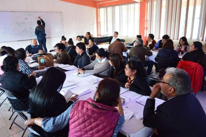 Enlista COBAT participación de más de 200 docentes pars evaluación