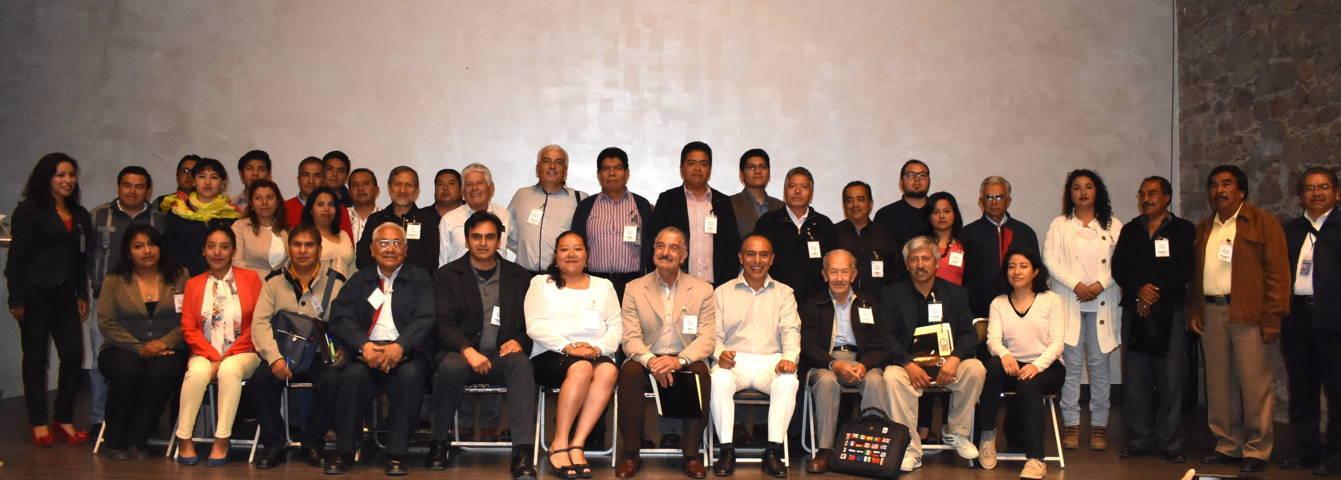 Zacatelco sede del 3er encuentro de Cronistas Municipales de Tlaxcala