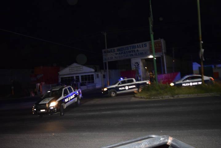 Ayuntamiento puso en marcha operativo de seguridad de diciembre