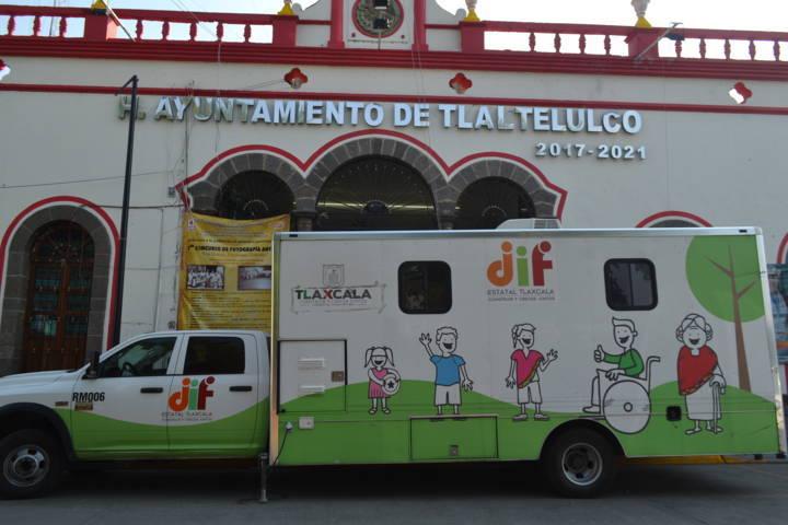 Acercamos servicios médicos de calidad para los grupos vulnerables: MFG