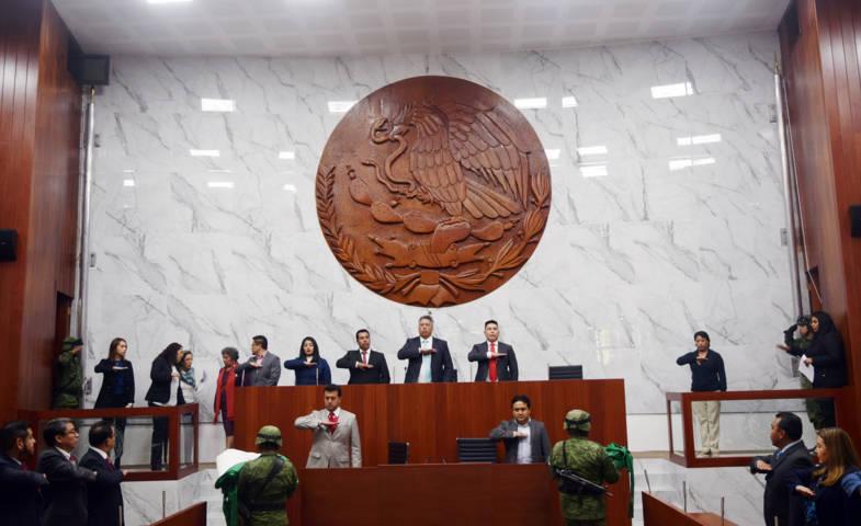 Designan a Dulce María Mastranzo Corona presidenta de la Mesa Directiva