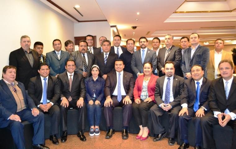 Participa Polvo Rea en reunión de la ANAC en materia de seguridad pública