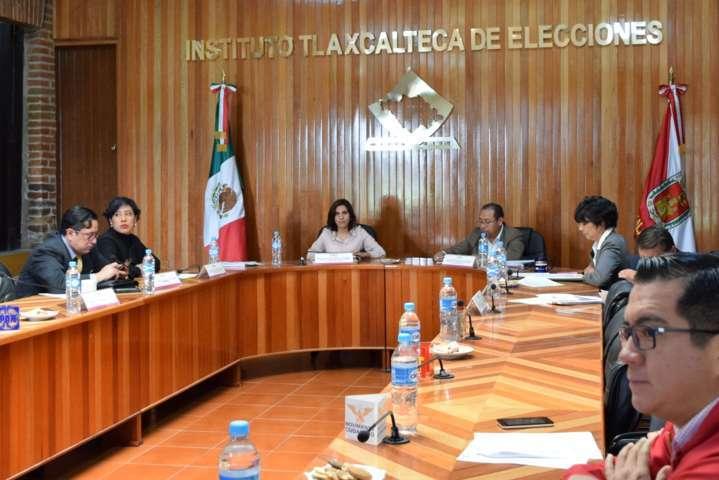 Aprueba ITE modificación a integración de Ayuntamiento de Quilehtla