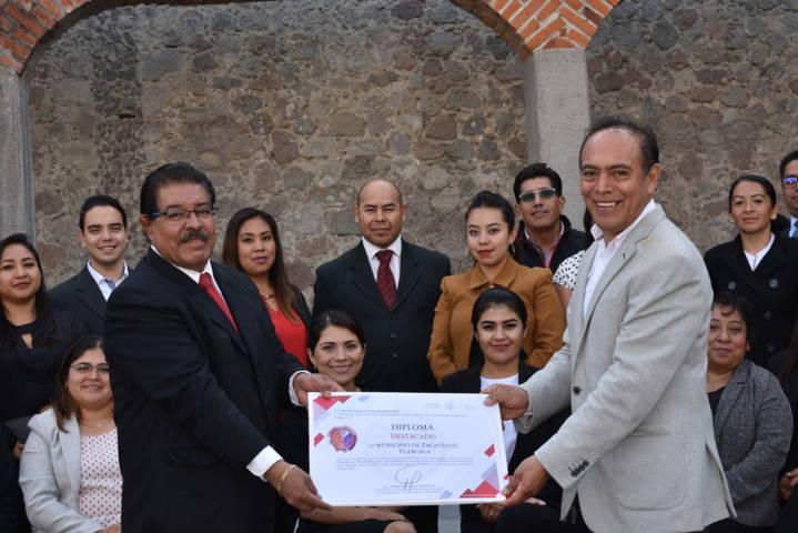 El INAFED reconoce el gobierno municipal de Tomas Orea Albarrán