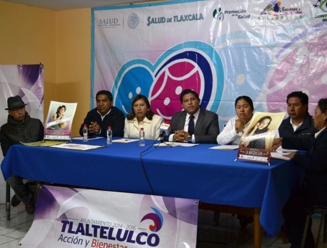 """Presentan la campaña """"Tlaltelulco en Acción contra la Violencia"""""""