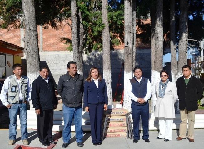 La educación, eje fundamental para el gobierno municipal de Tlaltelulco: MAPR