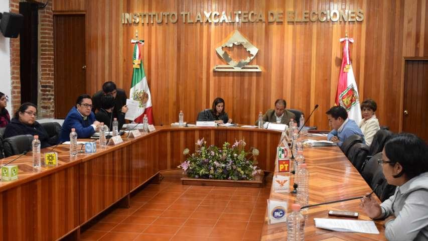 En cumplimiento a sentencia de TEPJ, modifica ITE registro del PAN en Texopa, Xaltocan