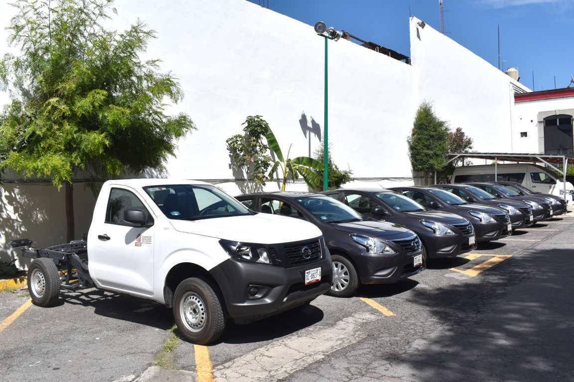 Mejora COBAT-TBC parque vehicular en beneficio de la comunidad educativa