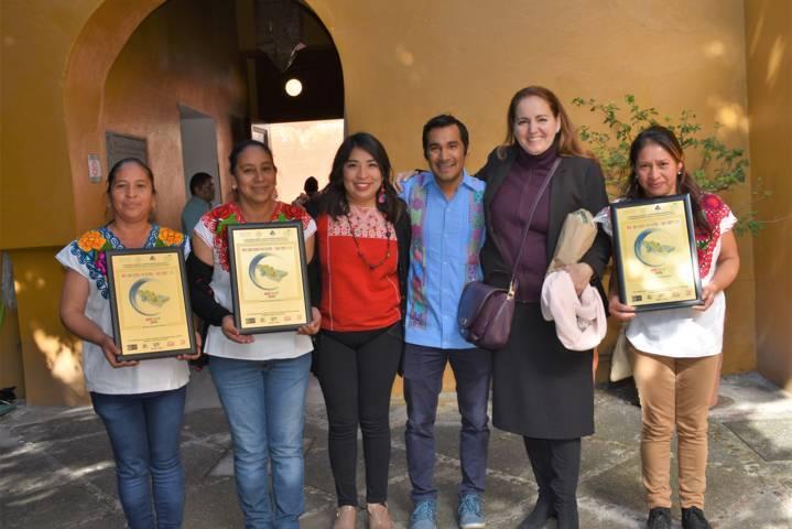 Turismo federal reconoce a cocineras tradicionales del municipio