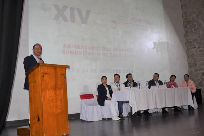 Médicos, piezas clave en el desarrollo de la salud pública del municipio: TOA