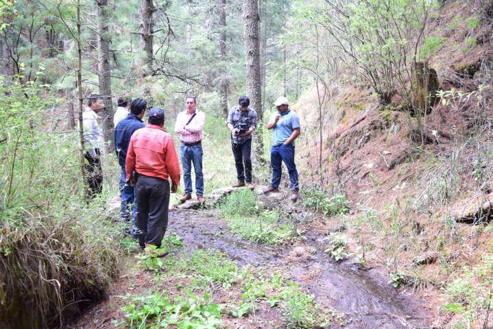Supervisa CAPAT carcamos de agua rodada para mejorar servicio