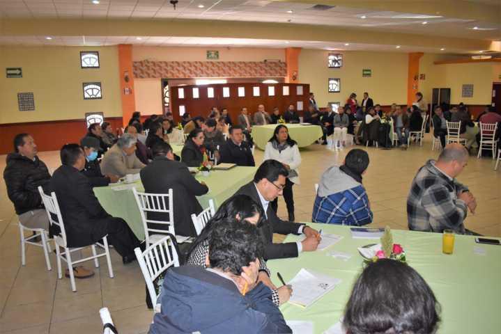 Realiza COBAT reunión de trabajo con directores de los 24 planteles