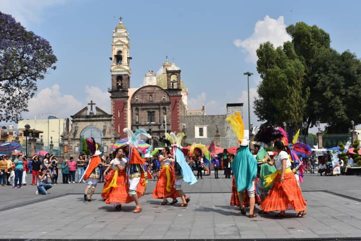 Ayuntamiento fomenta la cultura y las tradiciones con un encuentro Folklorico