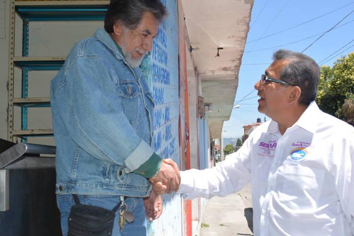 Es tiempo de la buena política: Serafín Ortiz