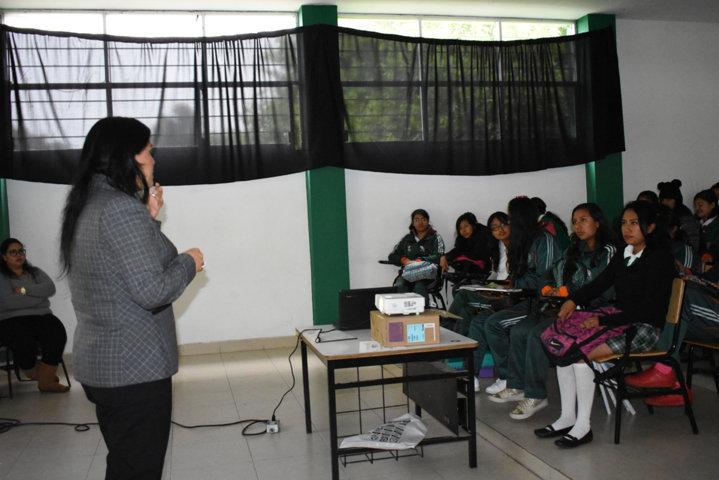 El propósito concientizar y prevenir la violencia de género: Angélica González