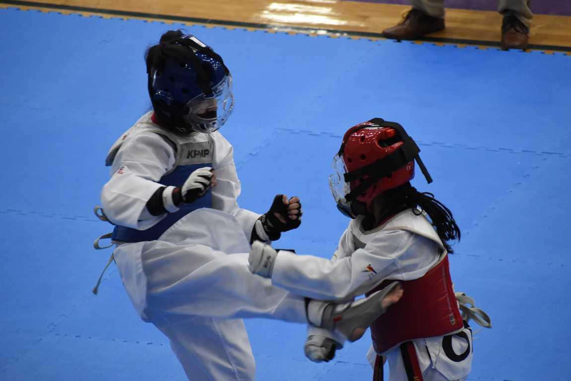 Suma el tae kwon do tlaxcalteca medalla de bronce