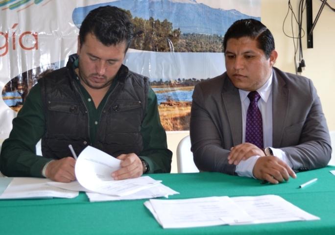 Ayuntamiento de Tlaltelulco firma convenio de colaboración con la Coeprist