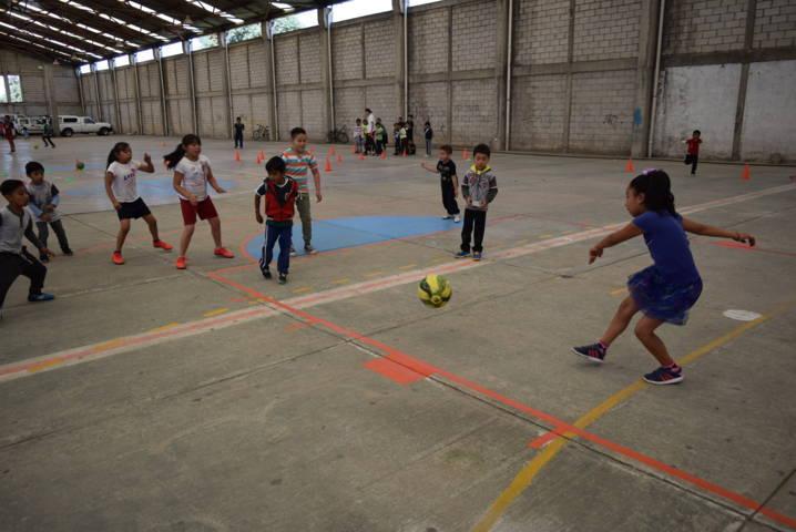 El DIF municipal inicio sus cursos de verano con más de 300 niños
