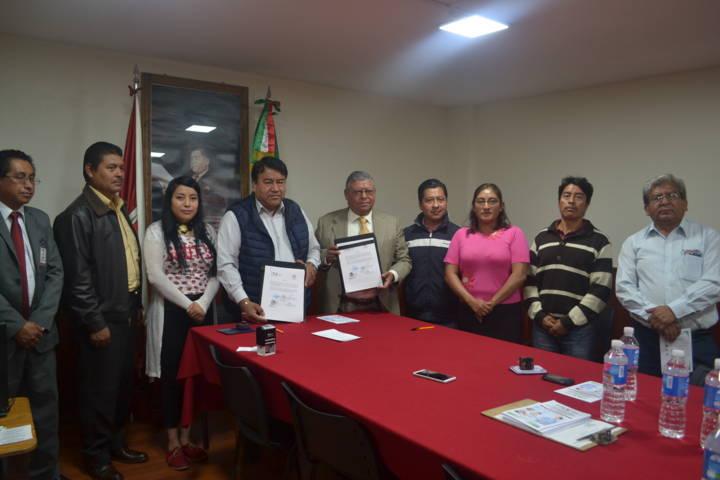 Ayuntamiento y arbitraje médico firman convenio de colaboración