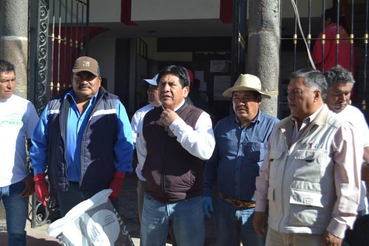 Tlaltelulco se sumó al Día Mundial de la educación Ambiental con faenas de limpieza