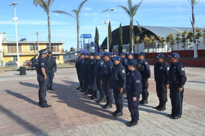 Amplia el Ayuntamiento la capacitación a la policía municipal