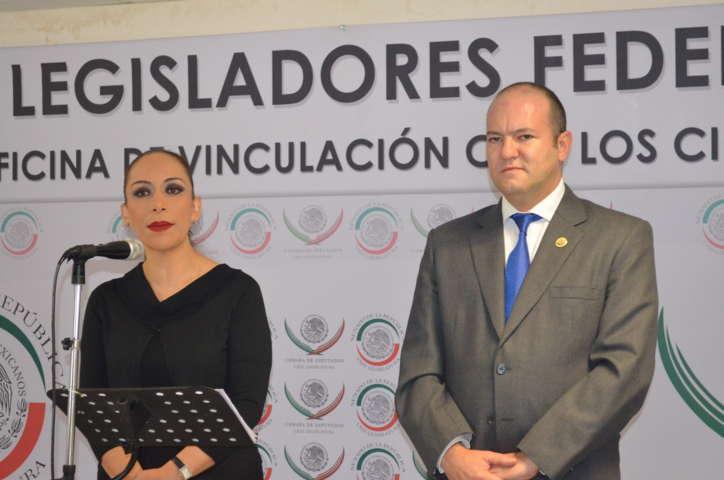 Vigilarán legisladores federales del PAN correcta aplicación del presupuesto 2017 para Tlaxcala