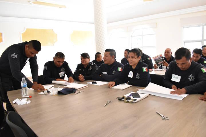 Policías municipales reciben capacitación sobre Perspectiva de Género