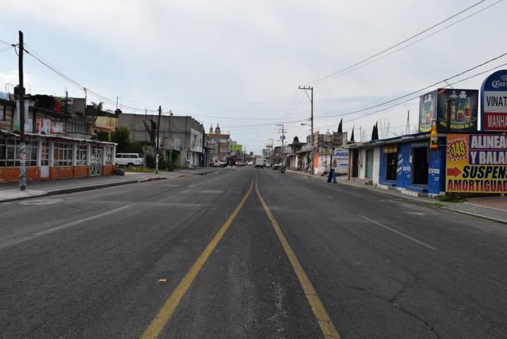 Alcalde mejora la imagen urbana retirando comerciantes de la vía pública