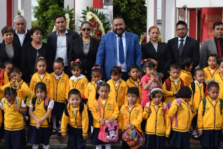 Badillo Jaramillo encabezó el 171 aniversario de la Gesta Heroica