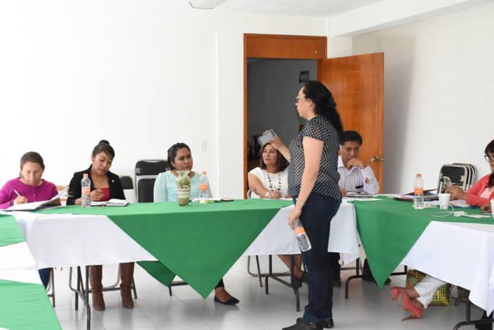 Zacatelco presente en la red de apoyo a mujeres embarazadas