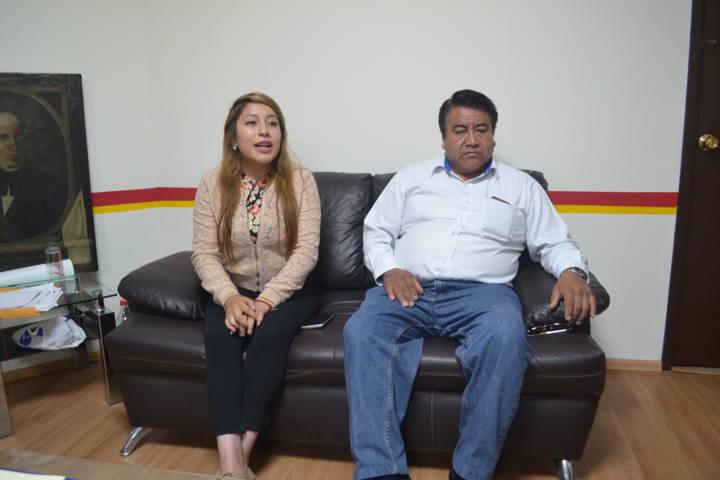 Alcalde de Tlaltelulco retoman tema de límites territoriales con Chiautempan