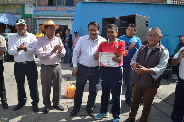 Todo un éxito la 1er carrera atlética Tlaltelulco 2017