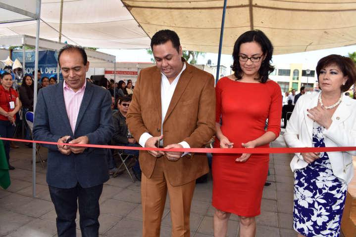 Zacatelco sede de la 4ta feria del empleo 2017