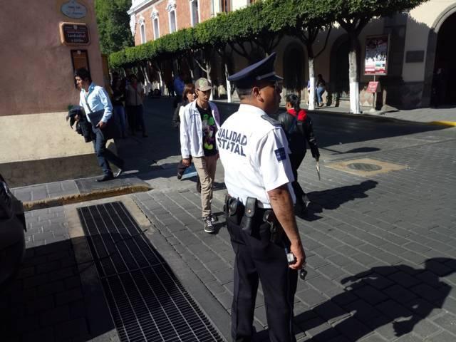 """Implementan operativo de seguridad durante el """"Carnaval Tlaxcala 2019"""""""