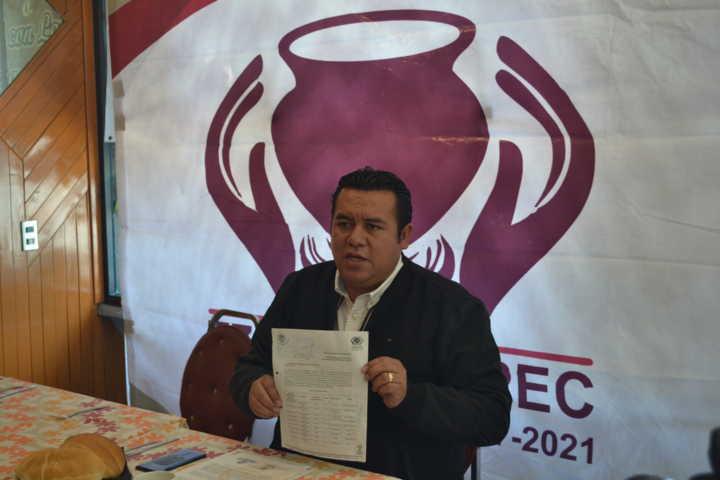 Desmiente Alcalde de Tzompantepec desvío de Recursos y Daño Patrimonial