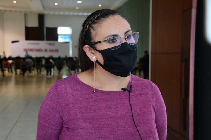 Unirán esfuerzos municipios para difundir tratamiento TNR4: Gardenia Hernández