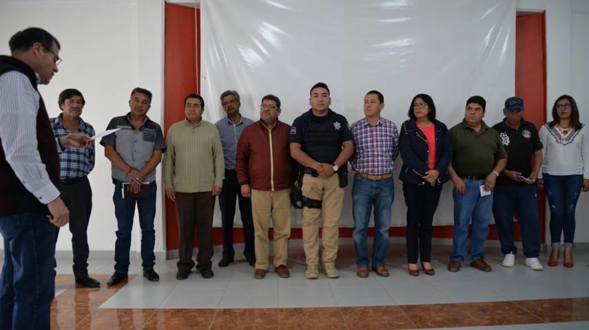Ayuntamiento integra Comités de Consulta y participación Ciudadana