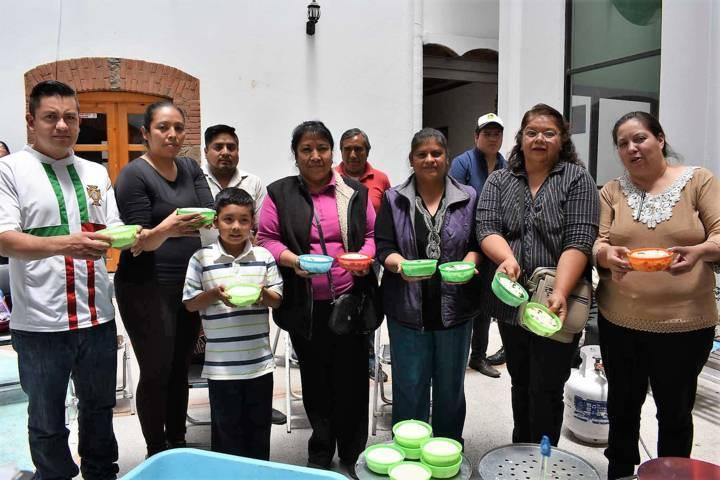 Ayuntamiento impulsa el Desarrollo Económico en apoyo de productores