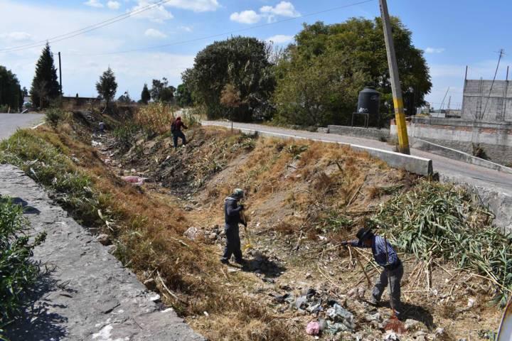 Ayuntamiento impulsa técnicas de limpieza para mejoramiento urbano