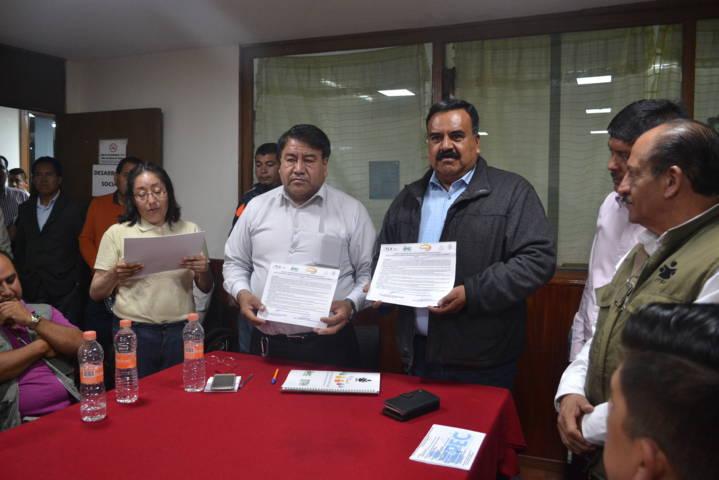 Ayuntamiento de Tlaltelulco se suma al programa de Certificación PEC 2017
