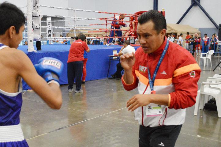 Se integra Abel Vargas al equipo Guerreros México de box