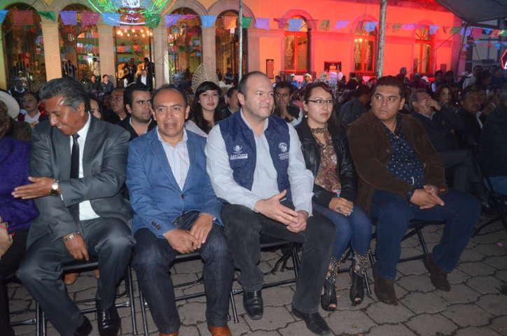 Se unen Legisladores Federales del PAN a celebración de Tlaxco