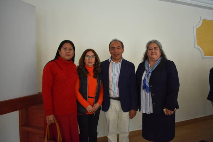 Zacatelco contara con Centro Regional de Justicia Alternativa: alcalde