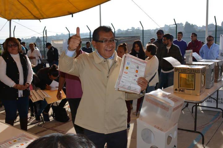 Llama Serafín Ortiz a la civilidad política