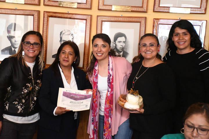 Impulsa Tlaxco fomento de los derechos humanos y equidad de género