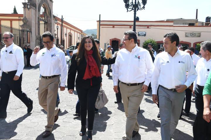 Invirtió Tlaxco 9.3 mdp en infraestructura educativa en 2017: Gardenia