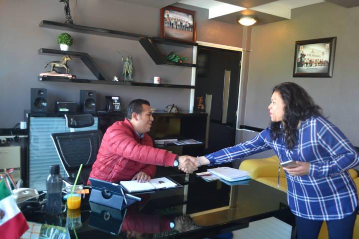 En atención ciudadana conozco las necesidades del municipio: Rivera Mora