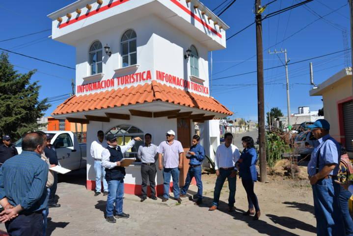 Los gobiernos estatal y municipal supervisan los 24 centros de avistamiento