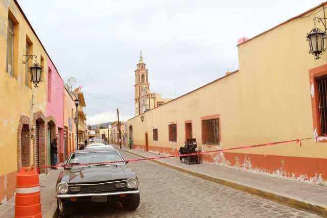Mañana Tlaxco cerrará el centro histórico por grabación de serie televisiva