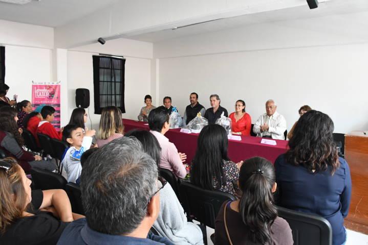 Exitosa participación en el Concurso de Leyendas de Tlaxco para Ricardo Arnaiz